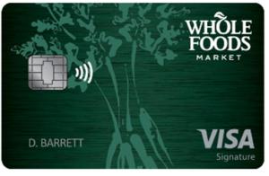 Amazon Prime Card Whole Foods